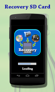 Recovery SD Card 2018 - náhled