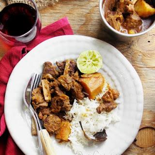 Mangshor Jhol – Bengali Mutton Curry