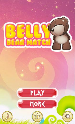 Belly Bear Match