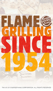 BURGER KING® App- screenshot thumbnail