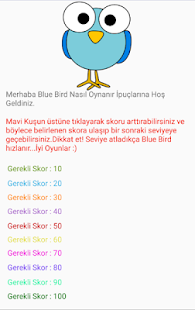 Blue Bird - náhled