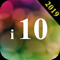 iLauncher10 - 2019 - OS10 Style Theme Free icon