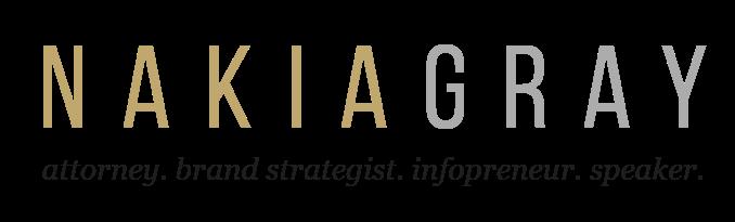 Nakia Gray Logo