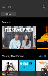 Xfinity Stream APK screenshot thumbnail 2