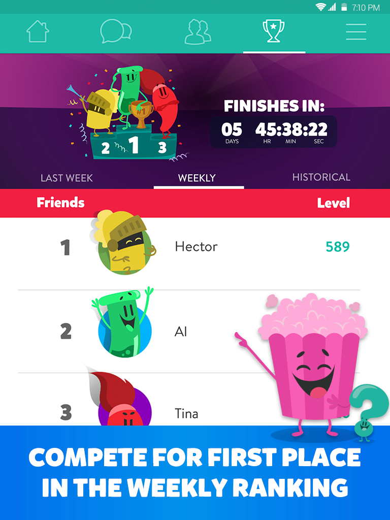 Trivia Crack (No Ads) Screenshot 10