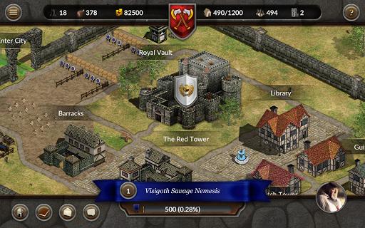 Conquest! android2mod screenshots 17