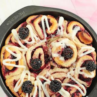 Blackberry Cinnamon Rolls Recipes