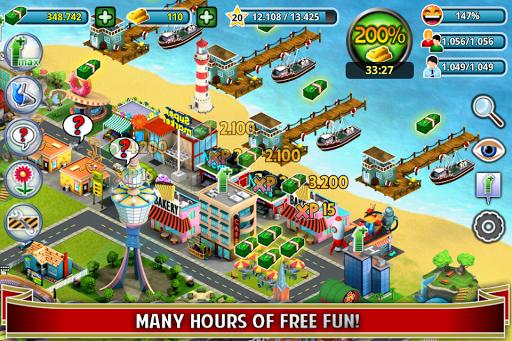 City Island ™: Builder Tycoon screenshot 3