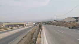 Polígono industrial en cuyas inmediaciones está prevista la construcción.