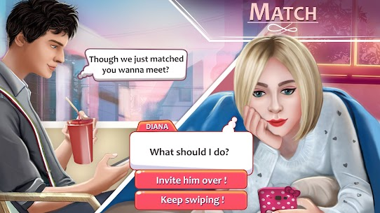 Decisions: Choose Your Interactive Stories Choice Mod Apk 6.5 (Unlimited Gold Coins/Movements) 6