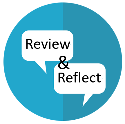Review and Reflect: Being a Better Teammate — #reviewandreflect