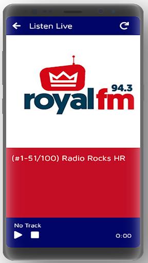 Royal FM 94.3 Rwanda screenshot 1