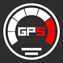 Speedometer GPS icon