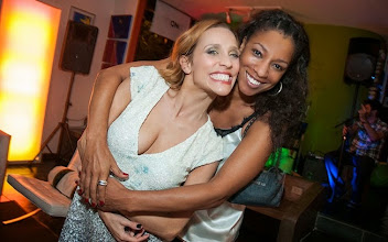 Photo: Gabriela Alves Toulier e Adriana Lessa. Foto: Alexandre Virgilio