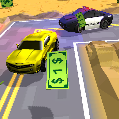 android Most Wanted ZigZag Runner Screenshot 6