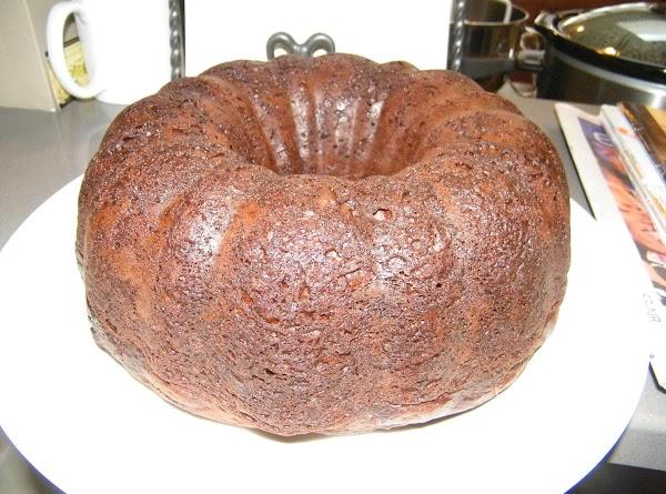 Debbie Simpson's Chocolate Cake Recipe