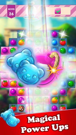 Screenshots von Candy Fruit Splash 4