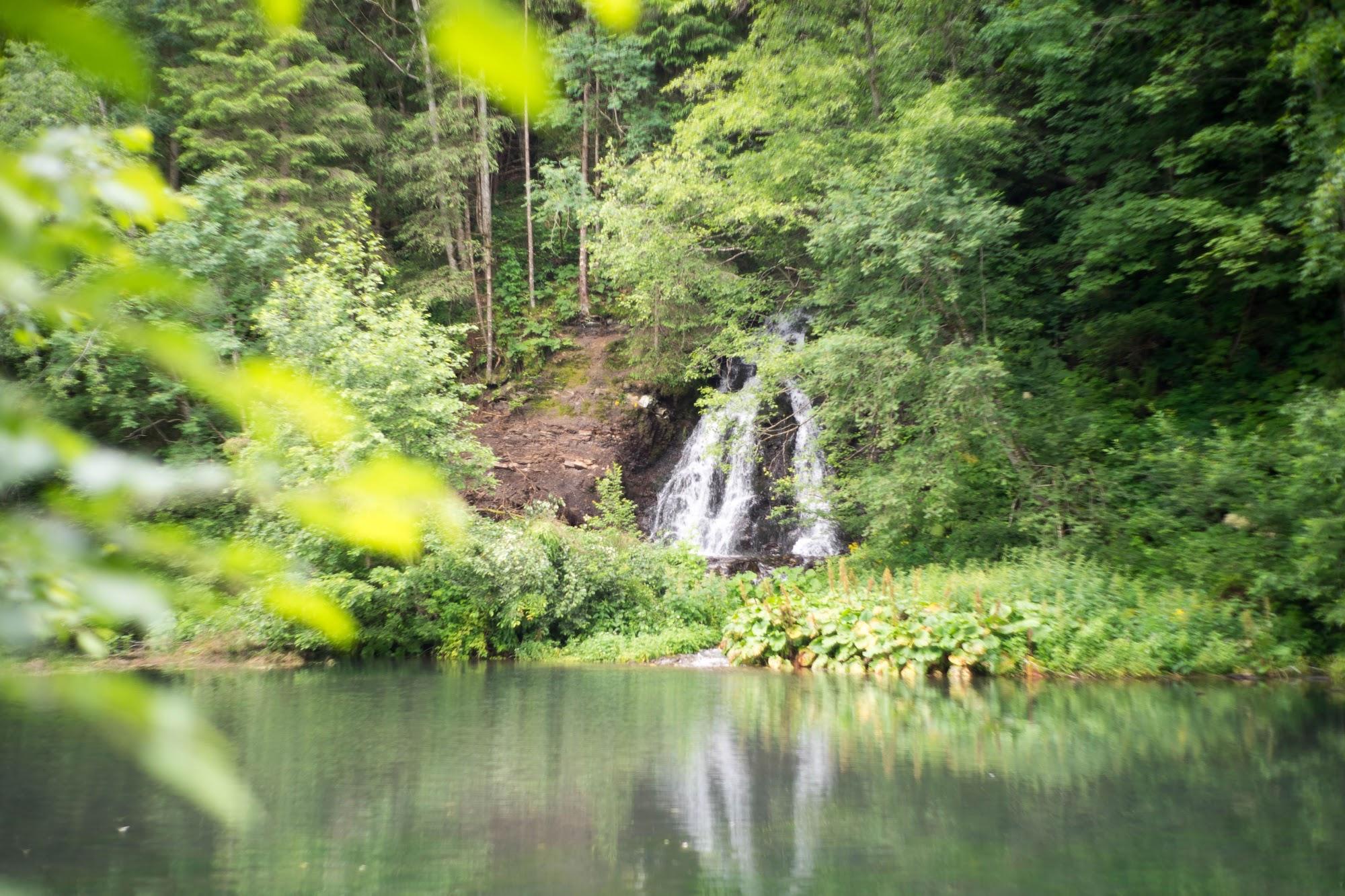 Водоспад Салатручіль