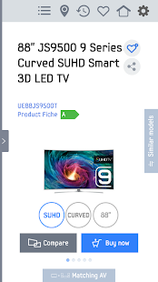 SAMSUNG TV & Remote (IR) - screenshot thumbnail