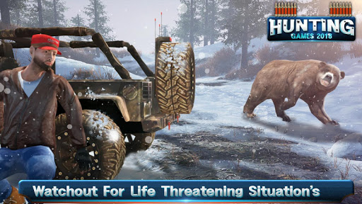 Hunting Games 2018 - Sport Hunting Games In Safari 1.3 screenshots 3