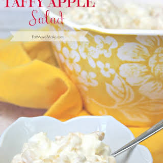 Taffy Apple Salad.
