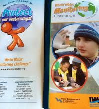 Photo: World Water Monitoring Challenge Brochures