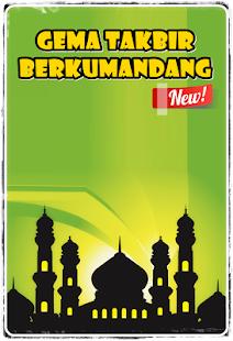 Gema Takbir Berkumandang - náhled