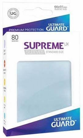 Ultimate Guard - Transparenta plastfickor 80st
