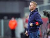 Wouter Vrancken satisfait de son équipe et d'un joueur en particulier