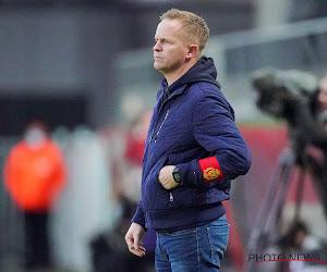 """Zelfde geluid bij Wouter Vrancken en zijn doelpuntenmaker: """"In beker één ding dat telt en dat is de kwalificatie"""""""