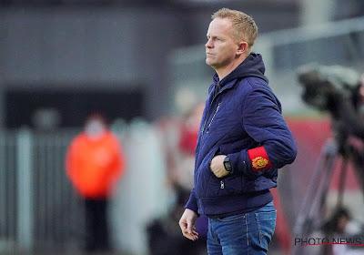 """Wouter Vrancken a confiance avant Genk: """"Nous pouvons battre tout le monde... sauf le Club de Bruges"""""""