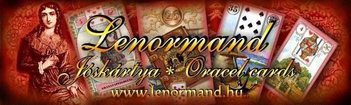 Photo: www.lenormand.hu * A Lenormand kártyákról minden * Lenormand tanfolyamok, jegyzete és kisfilmek