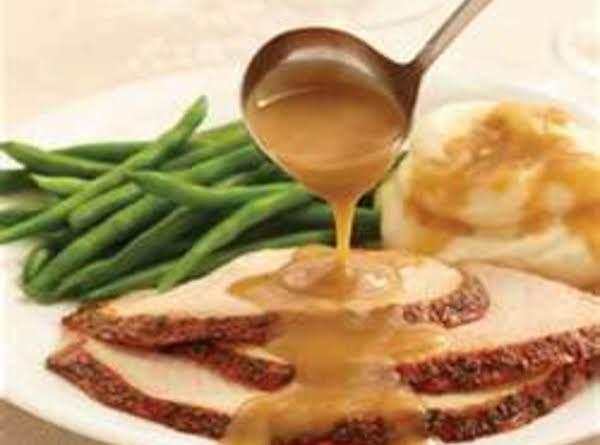 No-fail Roast Turkey Gravy For Thanksgiving Recipe