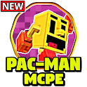 Pac-Mod Pacman Mod for Minecraft PE icon