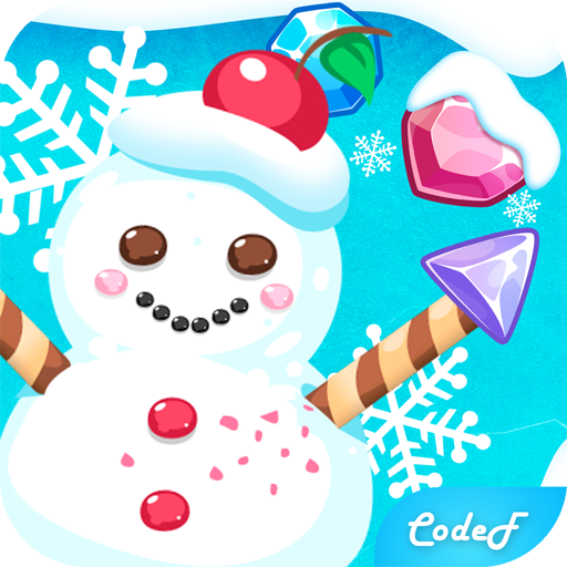 Ice Blast - jewel scatter (game)