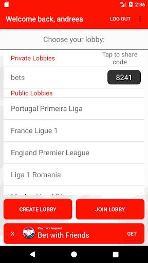 Score Predictor Game - World Cup 2018 Edition  screenshots 2