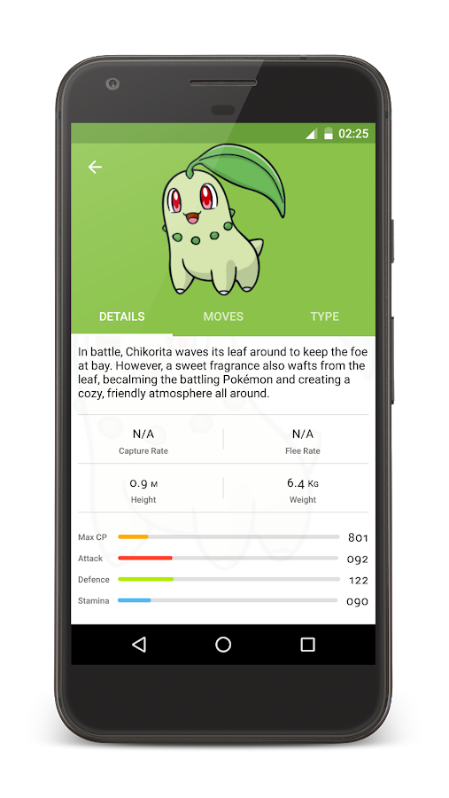 Guide for Pokémon Go- screenshot