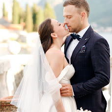 Fotógrafo de bodas Anna Sinyavskaya (annasinavskaya). Foto del 27.10.2017