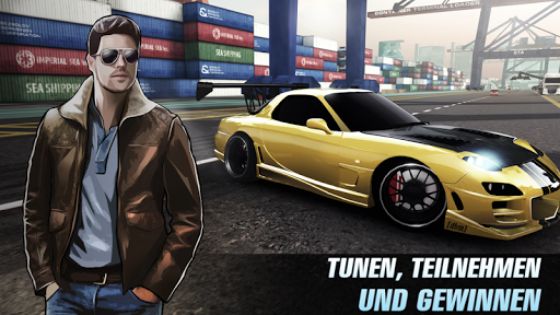 Drag Battle Racing Autorennen Spiel für Rennfahrer  screenshots 2
