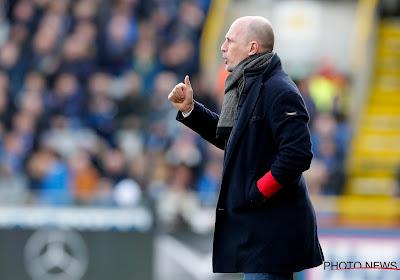 """Jelle Vossen jouera-t-il contre le Club de Bruges ? """"Je ne m'en préoccupe pas"""""""