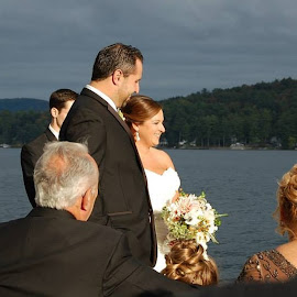 by Donna Van Horn - Wedding Ceremony (  )