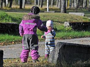 Photo: Ulvehiets Ylva og Frøya