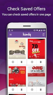 Kandy - News & Exclusive Offer- screenshot thumbnail