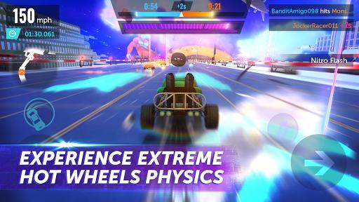 Hot Wheels Infinite Loop screenshot 21