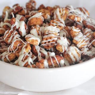 White Chocolate Churro Crunch.