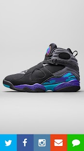 KicksOnFire Air Jordans & Nike - screenshot thumbnail