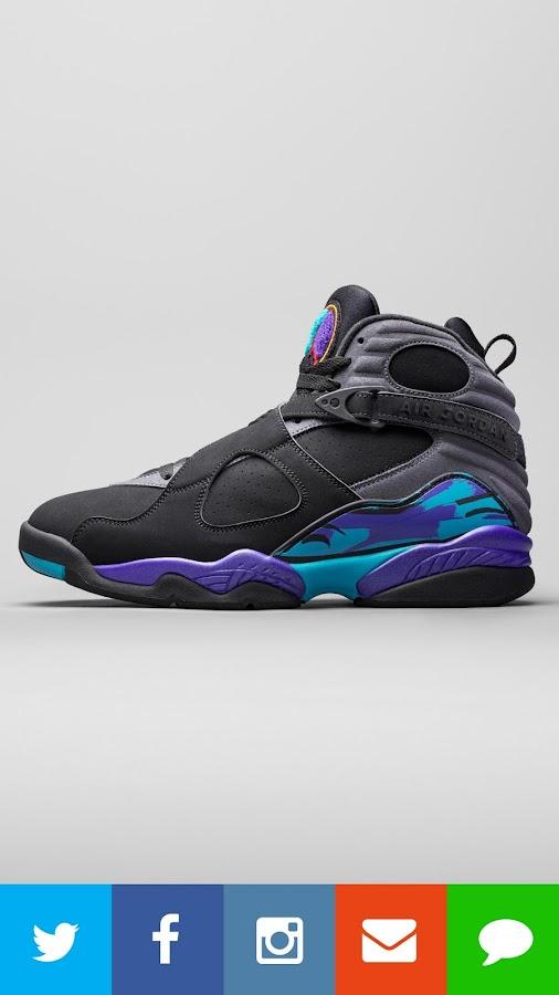 KicksOnFire Air Jordans & Nike - screenshot