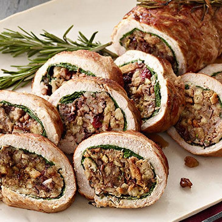 Perfect Stuffed Pork Loin Roast