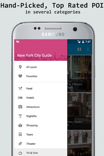 New York City Travel Guide 1.1.0 screenshots 2
