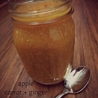 Apple Carrot Ginger Soup – #glutenfree #vegan